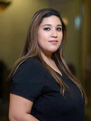 Samantha Salguero, Surgical Assistant