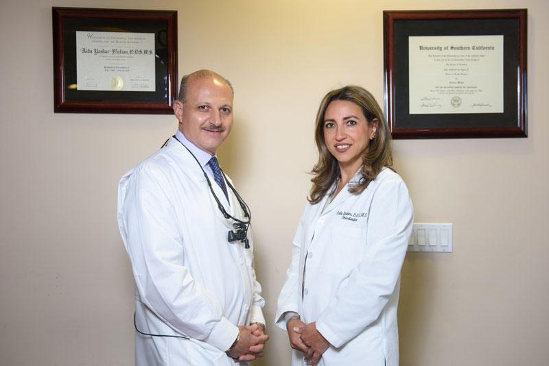 Dr. Fariborz Matian & Dr. Aida Yashar